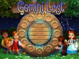 Gemini Lost Windows Main menu
