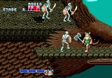 Golden Axe Genesis pesky skeletons