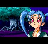 Tenchi Muyō! Ryō-ōki TurboGrafx CD Heroes one-by-one: Sasami, the little princess
