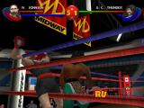 Ready 2 Rumble Boxing: Round 2 PlayStation Ring side view