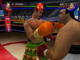 "Ready 2 Rumble Boxing: Round 2 PlayStation Angel ""Raging"" Rivera vs. Joey T."