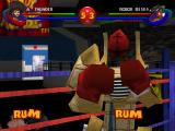 Ready 2 Rumble Boxing: Round 2 PlayStation Robox Rese4 close-up