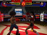 Ready 2 Rumble Boxing: Round 2 PlayStation Afro Thunder vs. Selene Strike
