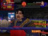 Ready 2 Rumble Boxing: Round 2 PlayStation Michael Jackson close-up
