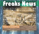 Anime Freak FX: Vol. 6 PC-FX Freaks News