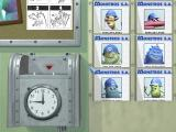 Disney•Pixar Monsters, Inc.: Scream Team Training Windows Character selection screen