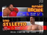 Ready 2 Rumble Boxing PlayStation Loading screen