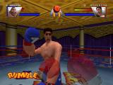 Ready 2 Rumble Boxing PlayStation Gino in the first person view