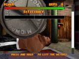 Ready 2 Rumble Boxing PlayStation Weight lifting