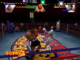 Ready 2 Rumble Boxing PlayStation Butcher vs. Lulu Valentine