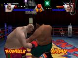 Ready 2 Rumble Boxing PlayStation Close-up of the fight