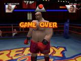 Ready 2 Rumble Boxing PlayStation Game over