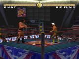 WCW Nitro PlayStation Giant vs. Ric Flair
