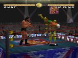 WCW Nitro PlayStation Help can be summoned with the select button.