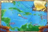 Tradewinds 2 iPhone The game's world map