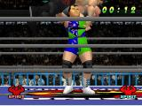 WCW vs. the World PlayStation Lifting the opponent