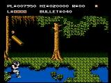 The Adventures of Bayou Billy NES Incoming dynamite on a shooting level
