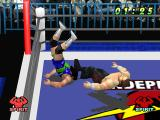 WCW vs. the World PlayStation Falling