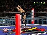 WCW vs. the World PlayStation Arm lock