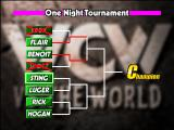 WCW vs. the World PlayStation Tournament details