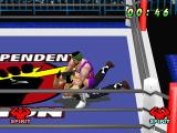 WCW vs. the World PlayStation Pulling the head.