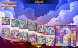 Everyday Genius: SquareLogic Windows Puzzle Selection screen in Sky