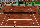 Pete Sampras Tennis Genesis the crowd cheers can get annoying at times