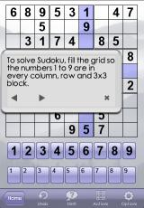 Astraware Sudoku iPhone Tutorial