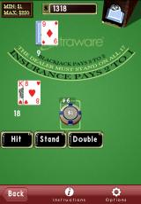 Astraware Casino iPhone Black Jack