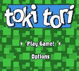 Toki Tori  Game Boy Color Title screen