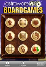 Astraware Boardgames iPhone Title Screen