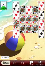Astraware Solitaire iPhone Sultan's Harem