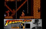 Indiana Jones and the Last Crusade: The Action Game Amiga Level 1 - Ducking to avoid a knife.