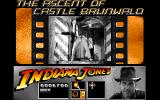 Indiana Jones and the Last Crusade: The Action Game Amiga Level 2 - The Ascent of Castle Brunwald