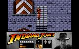 Indiana Jones and the Last Crusade: The Action Game Amiga Level 2 - Climbing up.