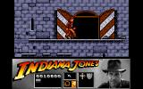 Indiana Jones and the Last Crusade: The Action Game Amiga Level 2 - Made it to where Indy's dad is being held captive.