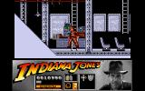 Indiana Jones and the Last Crusade: The Action Game Amiga Level 3 - Radio room.