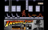 Indiana Jones and the Last Crusade: The Action Game Amiga Level 3 - Dining room.