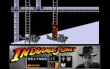 Indiana Jones and the Last Crusade: The Action Game Amiga Level 3 - Escaping with a bi-plane.