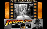 Indiana Jones and the Last Crusade: The Action Game Amiga Level 4 - The Holy Grail