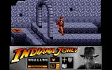 Indiana Jones and the Last Crusade: The Action Game Amiga Level 4 - Going further inside of the Grail Temple.