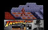 Indiana Jones and the Last Crusade: The Action Game Amiga Level 4 - The Name of God... Jehovah... But in the Latin Jehovah begins with an I...