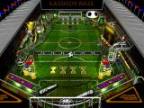 Pinball Soccer '98 Windows Find different ways to score.