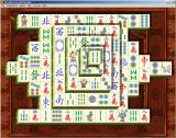 Shanghai: Second Dynasty Windows Classic Shanghai game, Chinese tileset
