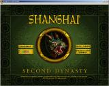 Shanghai: Second Dynasty Windows Title screen