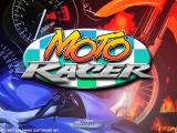 Moto Racer Windows Title Screen