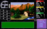 Mug-R PC-98 Village navigation