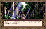 Romance wa Tsurugi no Kagayaki: Last Crusader PC-98 Intro: Rune in the forest