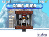 Pinguin vs. Yeti XXL Windows Zoltan reached the exit before the hero (demo version)