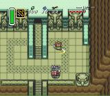 The Legend of Zelda: A Link to the Past SNES At the entrance to the eastern dungeon